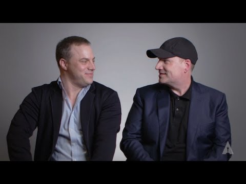First Jobs: DC Comics's Geoff Johns and Marvel's Kevin Feige