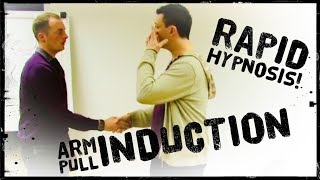 Hypnosis Inductions - Arm Pull Rapid