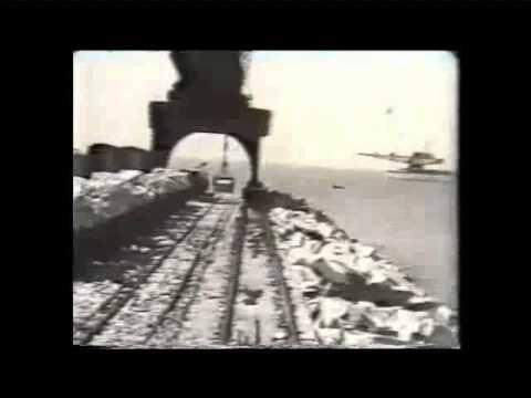 Historia del puerto de Mar del Plata