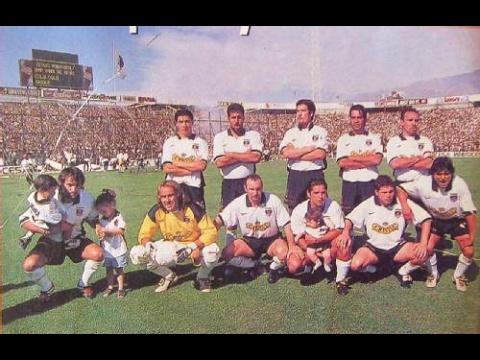Campeonato Nacional 1998 Colo Colo Campeón