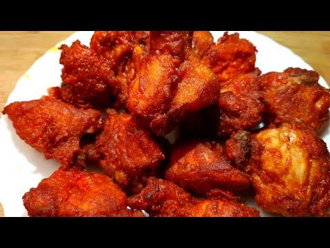 Quick Crispy Chicken Fry L Fried Chicken