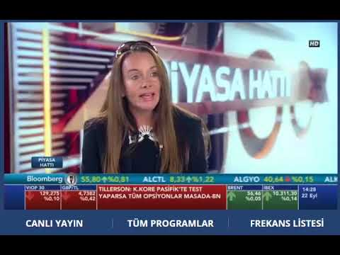 BLOOMBERG Interview with Jayne Rafter in Turkish