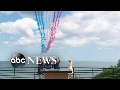 Honoring heroes on the 75th anniversary of D-Day