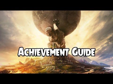 Achievement Guide for Civilization VI (with timestamps)