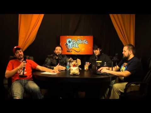 "Creature Talk Ep119 ""Hypertheticals"" 2/28/15 Video Podcast"