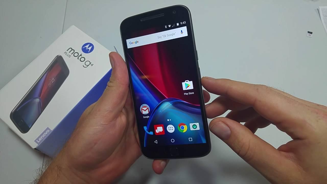 Motorola Moto G4 Plus How To Take A Screenshot Picture Of Your Screen