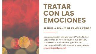 TRATAR CON LAS EMOCIONES - Jeshua thumbnail