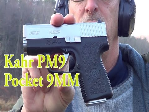 Kahr PM9 review, Awesome 9mm Pocket Pistol