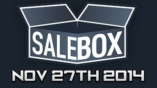 Salebox - Featured Deals - November 27th, 2014