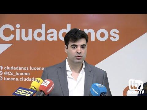 """VÍDEO: Ciudadanos propone la creación en Lucena del primer """"cementerio ecológico"""" de Andalucía. Te contamos en qué consiste"""