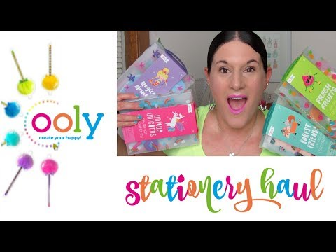 STATIONERY HAUL | *SUPER CUTE* STATIONERY KITS