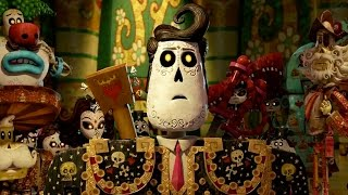 the book of life official trailer