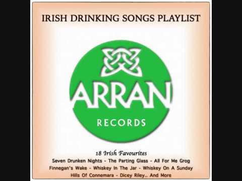 Irish Drinking Songs Playlist - 18 Classic Irish Drinking/ Pub Songs