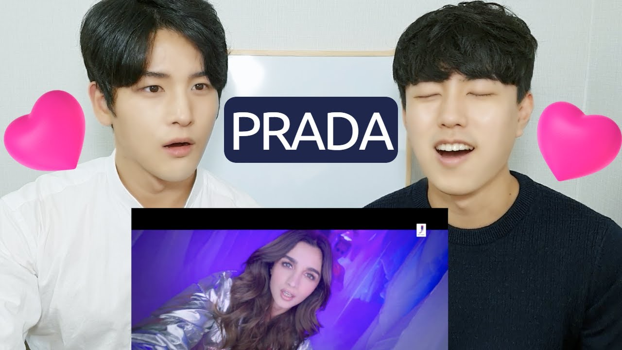 Prada Song Reaction by Korean Dost | Alia Bhatt | The Doorbeen