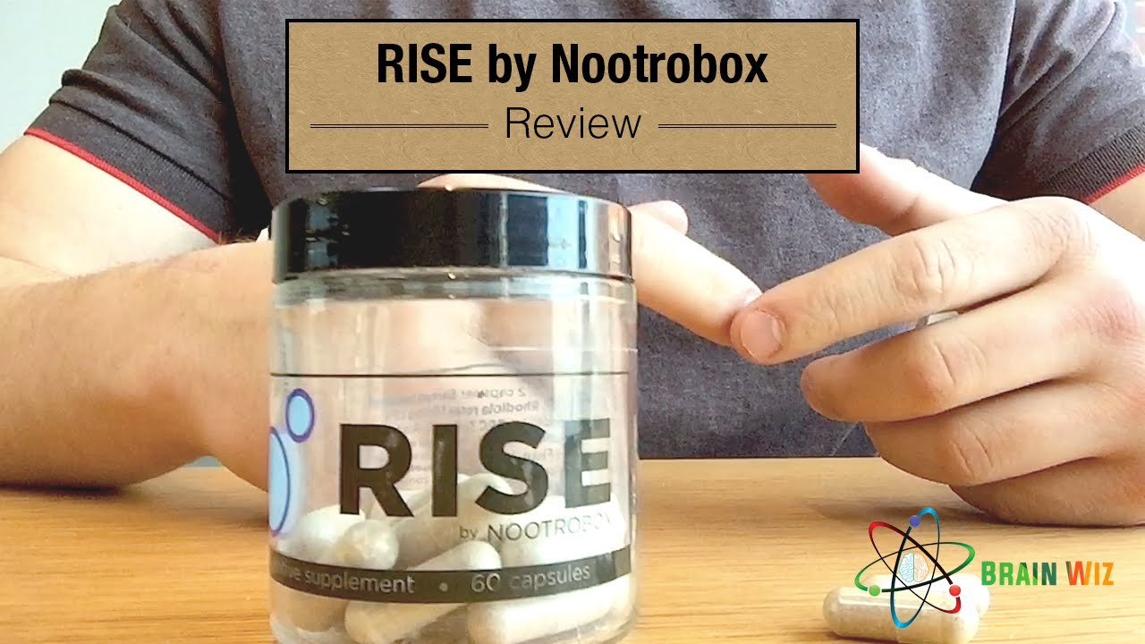 Rise By Nootrobox Review Youtube