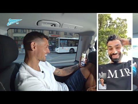 Деян Ловрен звонит Мохаммеду Салаху! // Dejan Lovren pranks Mo Salah!