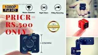 SQ 11 Mini Camera ♥ Mini Action Camera ♥ Mini Night Vision Camera ♥ Spy Camera