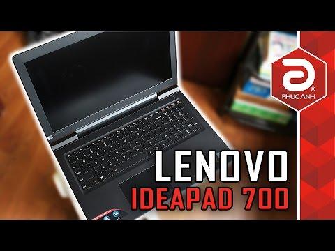 Lenovo Ideapad 700 - Laptop Gaming Phổ Thông Giá Rẻ