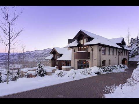 Breathtaking Ski-In Ski-Out Estate In Aspen, Colorado
