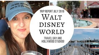Disney World Trip! Day 1, Part 1 Travel Day and Hollywood Studios!