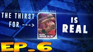 Nba 2k14 Pack Opening Ep.6 Thirst For Diamond Micheal Jordan Ep.6