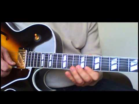 jazz guitar 008 - jingle bells
