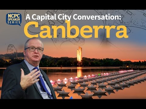 A Capital City Conversation: Canberra