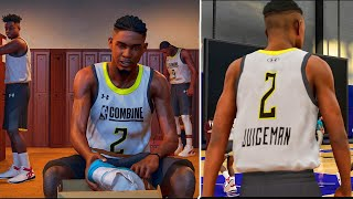 NBA 2k20 MyCareer #4 | Best NBA Draft Combine Ever | Hater Tried To Fight!!!