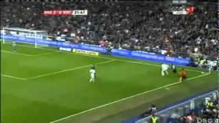 L'incroyable contrôle de Ronaldo - Yahoo! Sport FR.flv