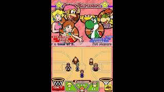 Mario Hoops 3 on 3 Challenges & stuff