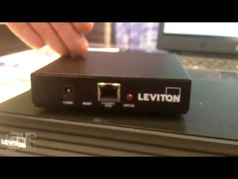 ISE 2015: Leviton Explains BitWise Controllers (BC4, BC2, and BC1)