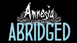 Cry Abridges: Amnesia: A Machine for Pigs
