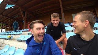 Видеоблог «Зенит-ТВ»: диджей Лодыгин, эмси Йоан и Джастин Кокорин