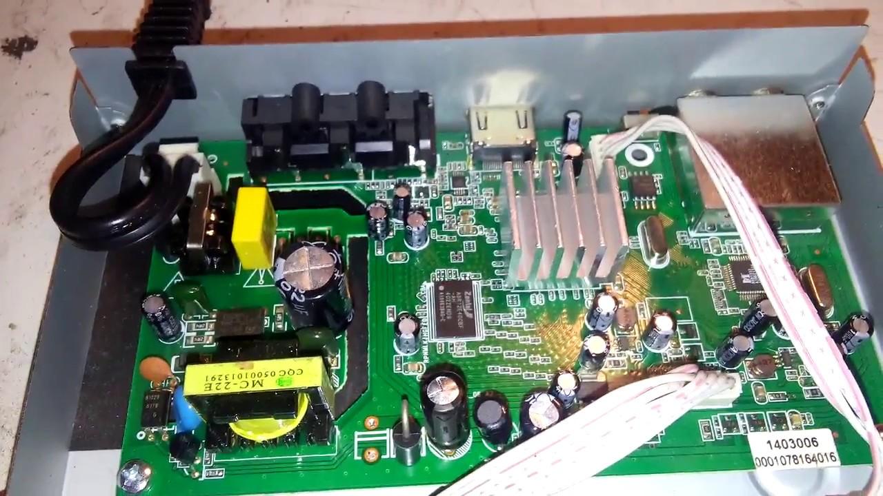 Reparacion decodificador 3 george electronica youtube - Reparacion de placas electronicas ...