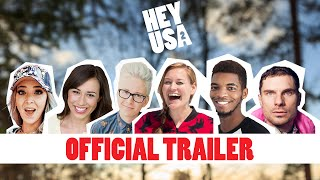 HeyUSA Season 2 Official Trailer | HeyUSA