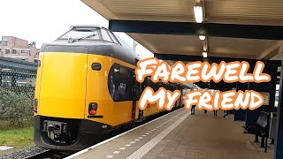 FAREWELL MY FRIEND | ENSCHEDE
