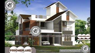 Indian House Design By 99HOMEPLANS COM [ Esp: M029 ]