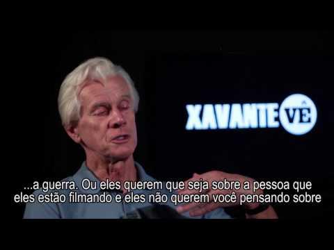 """""""Documentário Performático"""" XavanteVê entrevista Bill Nichols"""