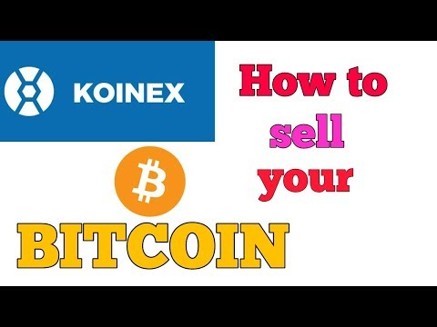 How To SELL BITCOIN IN KOINEX EXCHANGE || BITCOIN कैसे बेचें?