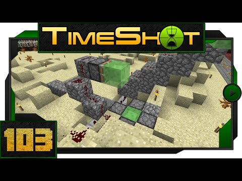Minecraft - TimeShot - #103 - Battle Boob Experiments!
