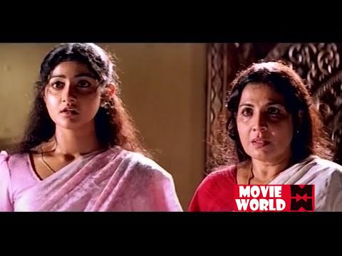 Sooryaputhran Malayalam Movie | Scenes | Narendra Prasad Threatening Divya Unni | Divya Unni