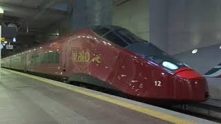 Ntv italo (high speed train), bologna ...