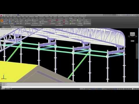 Pon cad building scaffold roofing wizard 2016 Roof drawing software