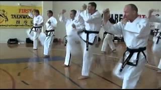 First Taekwondo