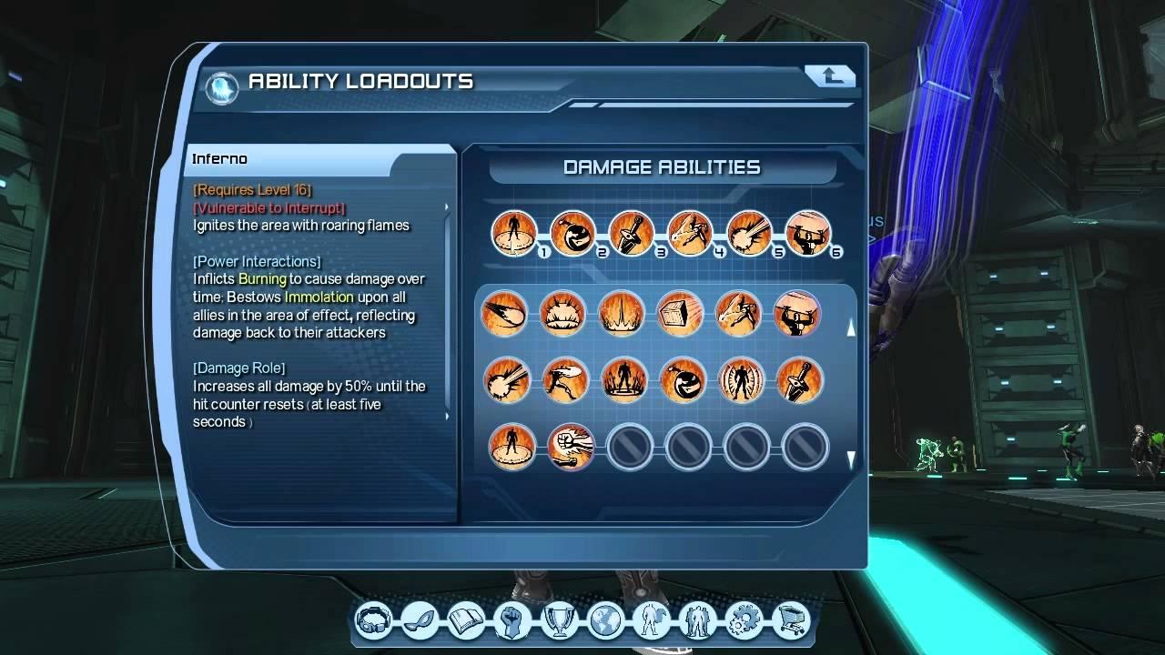 Dc Universe Fire Dps Build