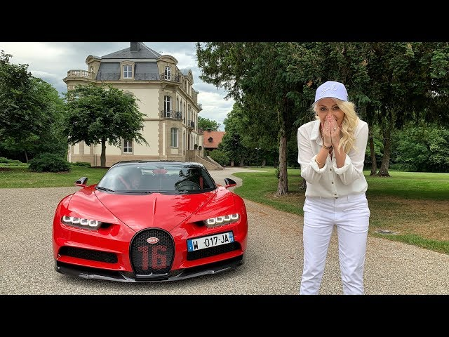Bugatti designs me a one-off Blondie edition!