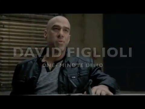 David Figlioli 1minute Acting Demo