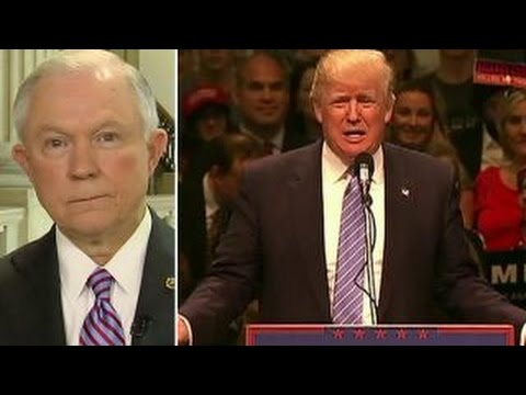 Sen. Sessions: Trump is not against trade or immigration