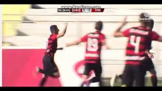 Shkendija - Trakai 1-0 Goal Ibraimi