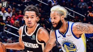 Golden State Warriors vs Atlanta Hawks - Full Game Highlights | December 2 | 2019-20 NBA Season Video